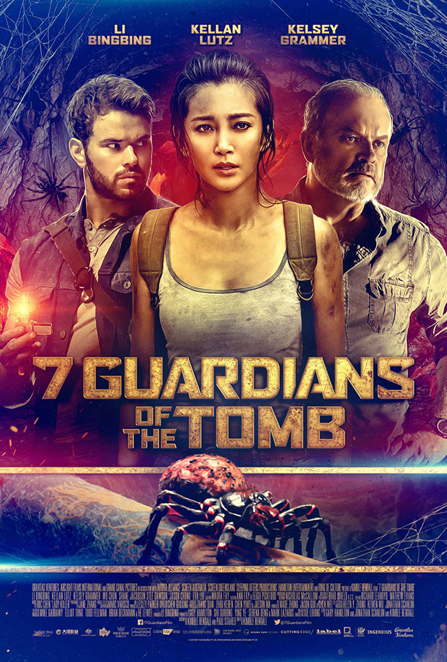 [Hành Động] Guardians Of The Tomb 2018-1080p WEB-DL DD5.1 x264-FGT ~ Vệ Binh Lăng Mộ Cổ