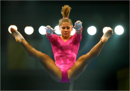 Agree, the Gymnastics shawn johnson nude